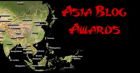 Asia Blog Awards