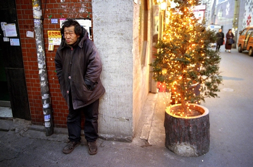 Christmas In Myungdong-1