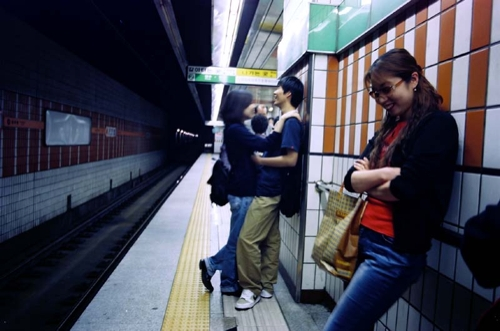 Subway 3Line Couple