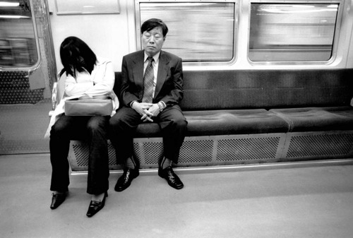 Subway Manwoman-2
