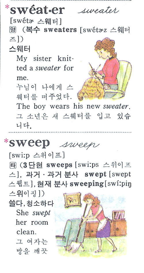Sweater-Sweep