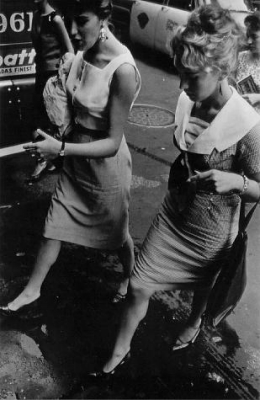 Winogrand Ladies 1961-1
